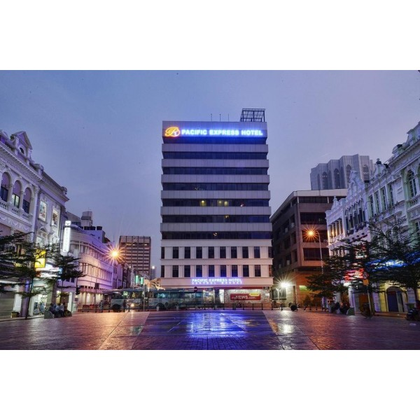 *4 PACIFIC EXPRESS HOTEL CENTRAL MARKET KUALA LUMPUR