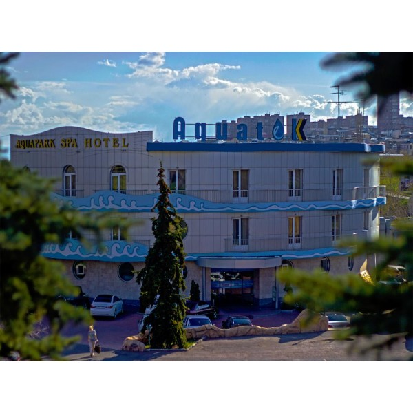 *3 AQUATEK HOTEL, SPA & AQUAPARK
